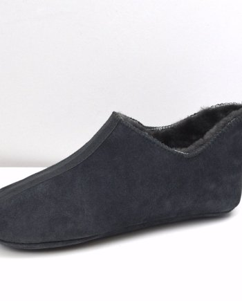 Ibu Indah Slipper- Grey Dart Mens