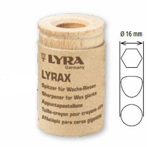 lyra crayon sharpener