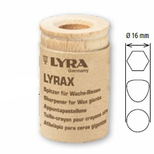 lyra crayon sharpener