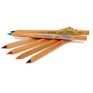 Lyra super ferby coloured pencils