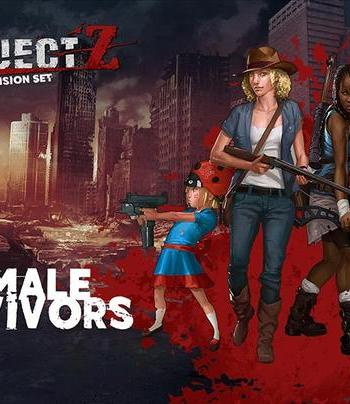 Project Z Expansion Set- Female Survivors