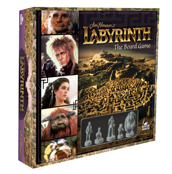 Labyrinth - The Board Game, Jim Henson's