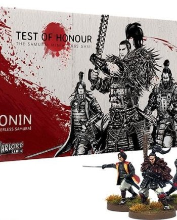 Test Of Honour- Ronin Masterless Samurai