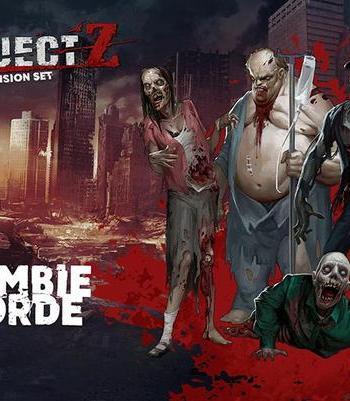 Project Z Expansion Set- Zombie Horde