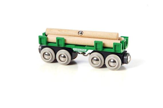 Lumber Loading Wagon by BRIO