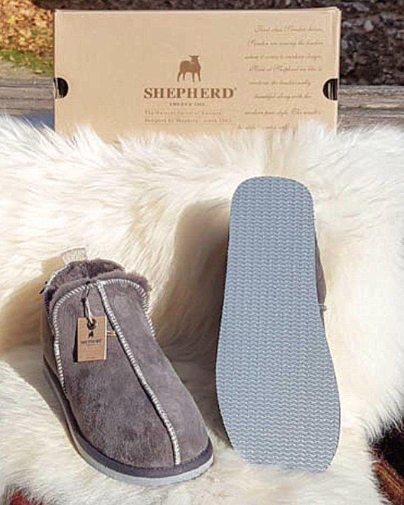 Shepherd slipper Andy Asphalt