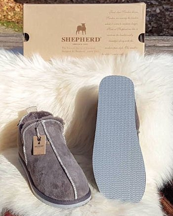 Shepherd slipper Andy Asphalt
