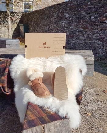 shepherd slipper bella