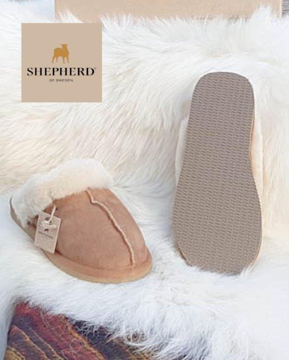shepherd Slippers Jessica Chestnut