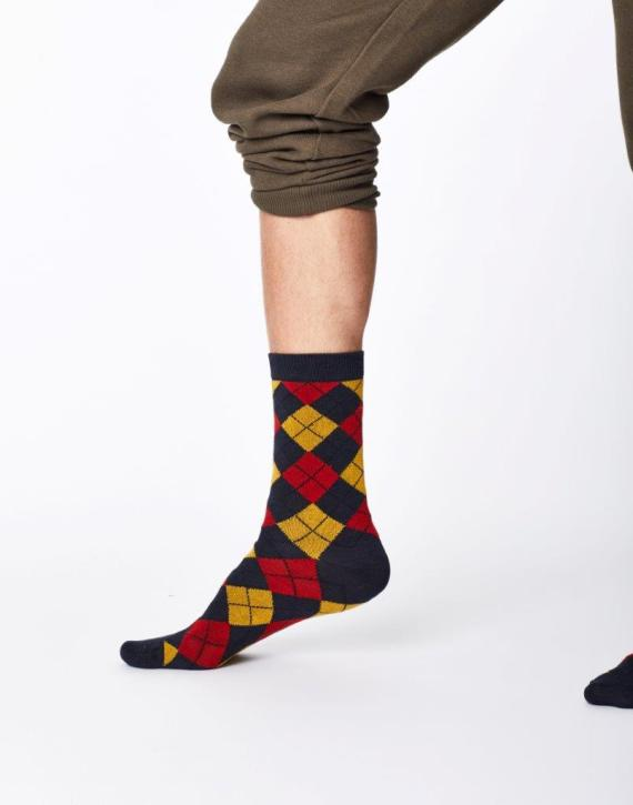 Thought Mckinnon Sock Navy