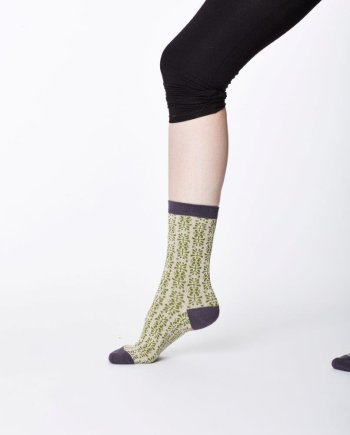 Thought Alara Sock Olive