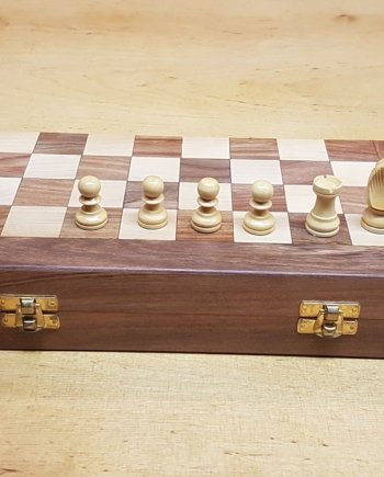 Magnetic Chess Travel Set Large