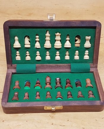 Magnetic Chess Traveler Set Medium