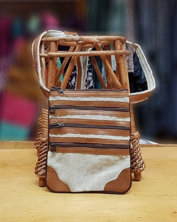 3 Zip Handy bag by Ibu Indah_2