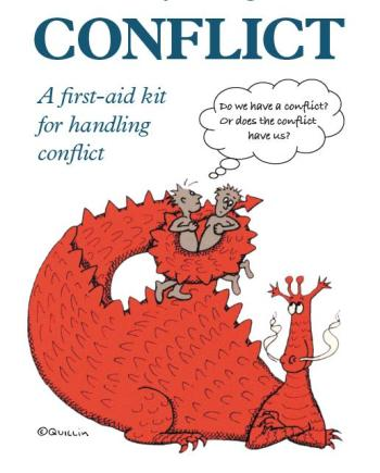 Confronting Conflict by Friedrich Glasl