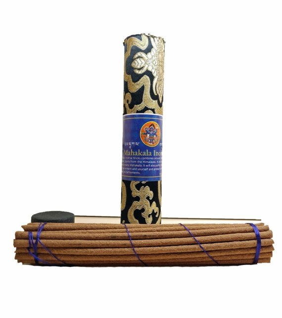 Bhutan Incense Mahakala