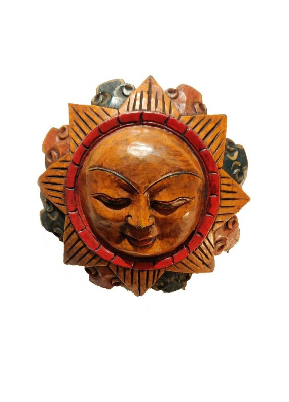 The Sun brought Mask