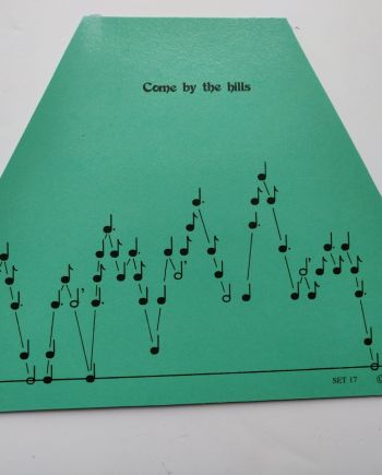 Come by the Hills Music Sheet