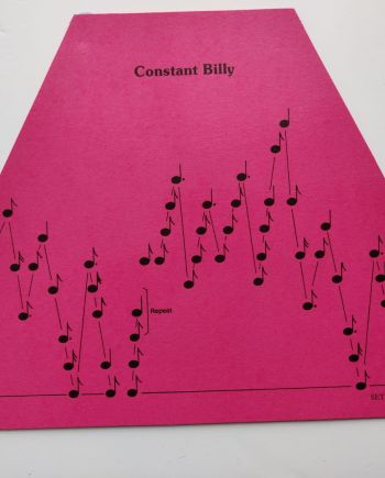 Constant Billy Music Sheet