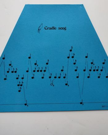 Cradle Song Music Sheet