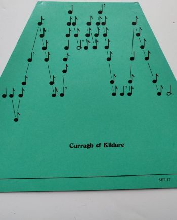 Curragh of Kildare Music Sheet