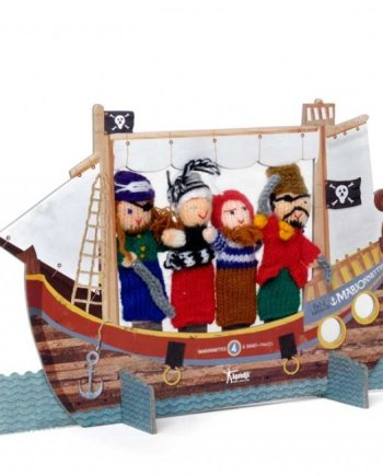 Pirate Finger Puppets by Londji