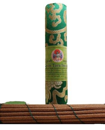 Bhutan Incense Green Tara