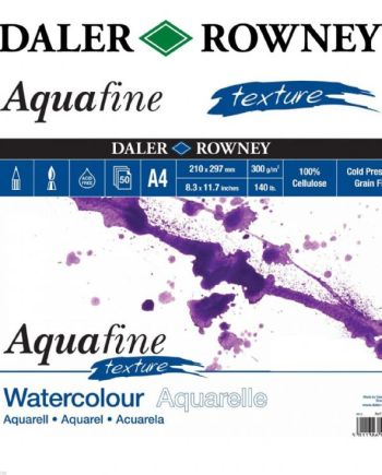 Lyra Aquafine Watercolour Pad Textured