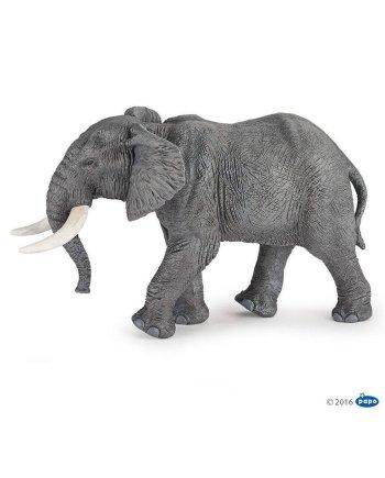 Papo African Elephant, Figurine