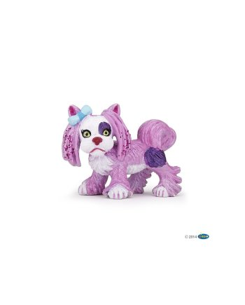 Papo Yorky Dog, Enchanted World Figurine