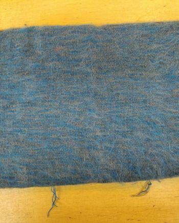 Yak Wool Blue Mix