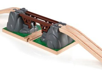 Collapsing Bridge for Railway by BRIO