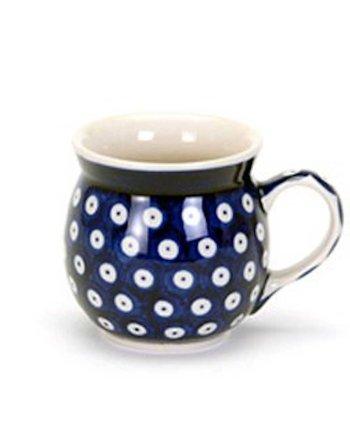 Blue Eyes Lady Mug