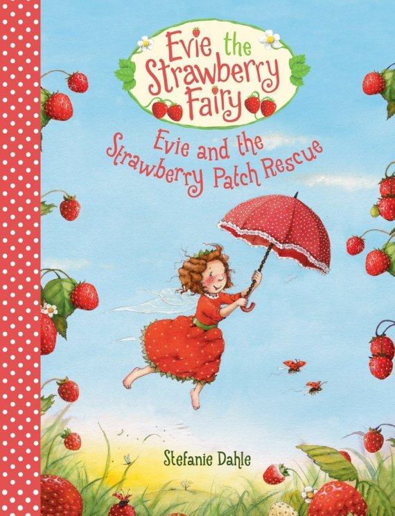 Evie and the Strawberry Patch Rescue