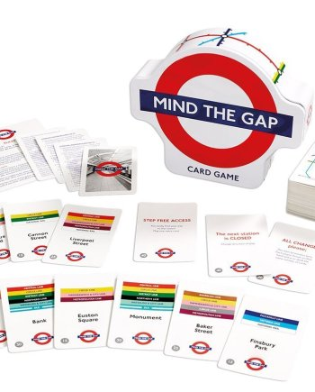 Mind the Gap Card Game, by Gibson's