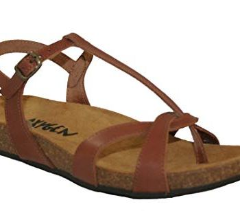 Oxygen Footbed Sandal Aphrodite Tan