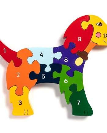 Number Dog Puzzle