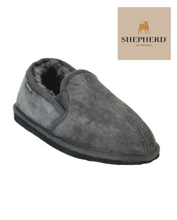 Shepherd Bosse Asphalt, Men's Hard Sole