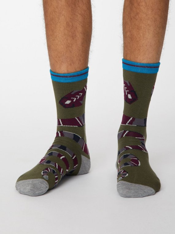 Thought Serpent Sock