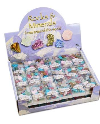 British Fossils Rocks & Minerals Box