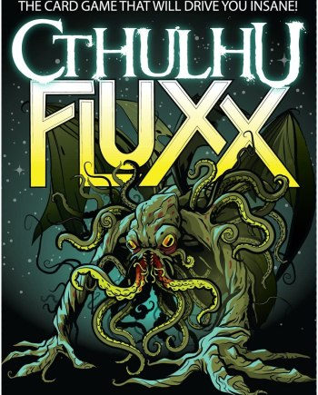 Fluxx: Cthulhu Fluxx Card Game