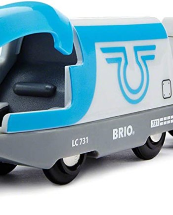 BRIO World Travel Battery Train