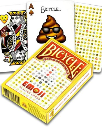 Bicycle Emoji Card Deck