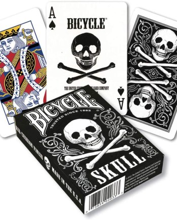 Bicycle Skull Card Deck