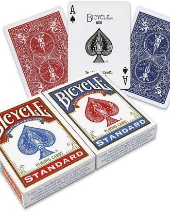 Bicycle Standard Playing Cards Pack of 2