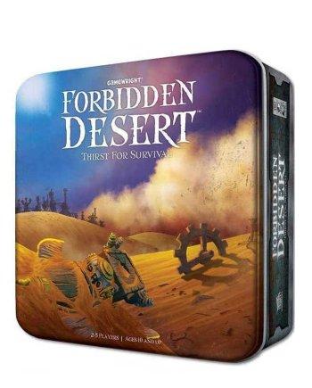 Forbidden Desert Board Game