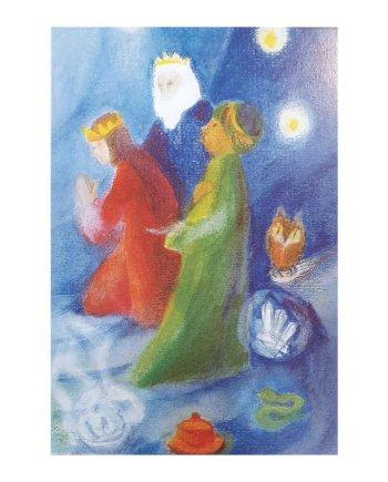 Holy Kings Card 20691