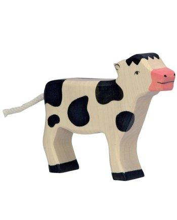 Holztiger Black Calf Standing