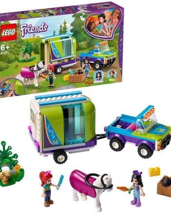 LEGO 41371 Friends Mia's Horse Trailer Set