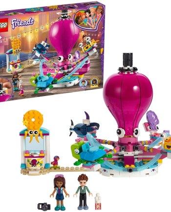 LEGO 41373 Friends Funny Octopus Ride Fair Set
